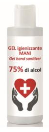 Desinfecterende handgel 75% alcohol 100ml