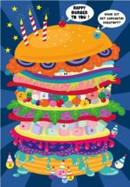 Lali Zoekkaart | Happy burger to you!