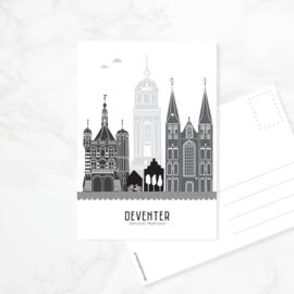 Ansichtkaart Deventer
