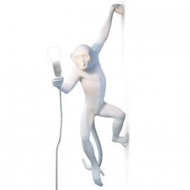 Seletti Monkey lamp hangend muur