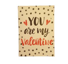 You're my valentine