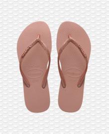 Havaianas Slim Glitter Pink Dames