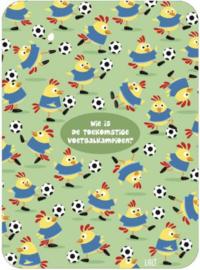 Lali Zoekkaart | Wie is de toekomstige voetbalkampioen?