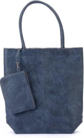 Zebra Natural bag Kartel Navy