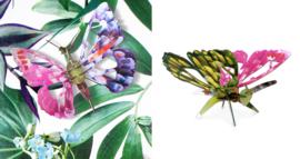 Studio Roof 3D vlinder