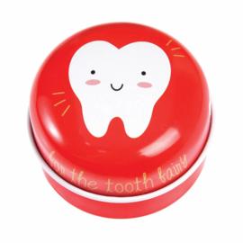 Tanden blikje