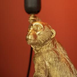 Staande aap klein
