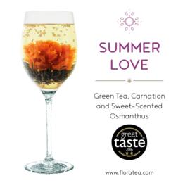Flora tea Summer love