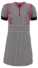 Dress Kiki Houndstooth mini