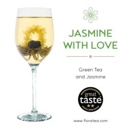 Flora tea Jasmine with love