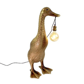 Ducky Gold lamp (90cm)