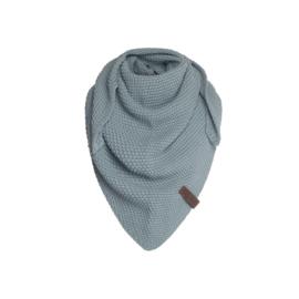 Knit Coco omslagdoek Stone Green