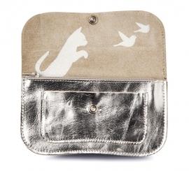 Keecie Cat Chase medium silver