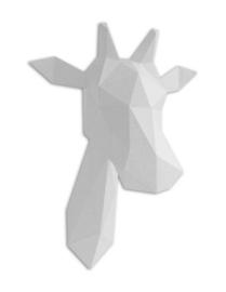 Papieren Giraffe DIY wit