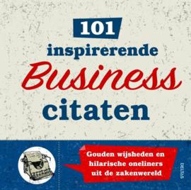 101 inspirerende business citaten