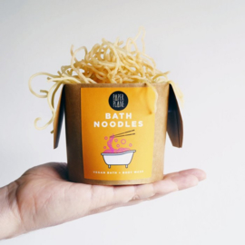 Bath Noodles   Singapore Spice   Turmeric + Tea Tree