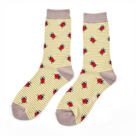 Miss Sparrow Ladybirds Olive (One Size)