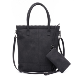 Zebra Natural bag Kartel Black