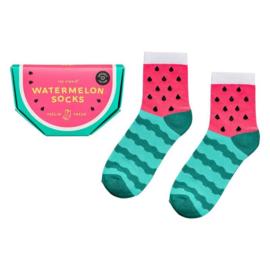 Watermelon socks (one size)