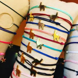 Alpaca armbandjes