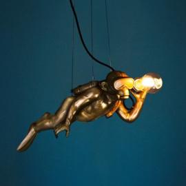 Hanglamp Monkey Diving Dave