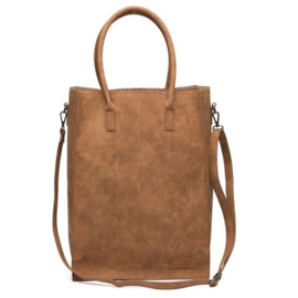 Zebra Natural bag Rosa Camel
