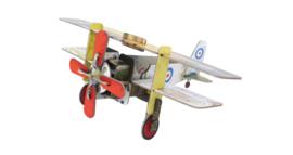 Studio Roof 3D vliegtuig
