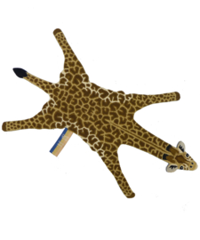 Giraffe vloerkleed large