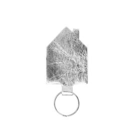 Keecie sleutelhanger House Silver