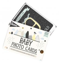 Milestone Photo Cards