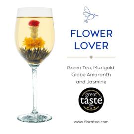Flora tea Flower lover