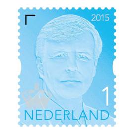 Postzegel + versturen