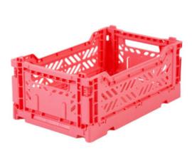 Aykasa folding Crate felroze