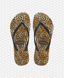 Havaianas Slim Leopard Dames