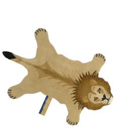 Leeuw vloerkleed large