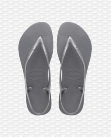 Havaianas Slim Sandals Silver Dames