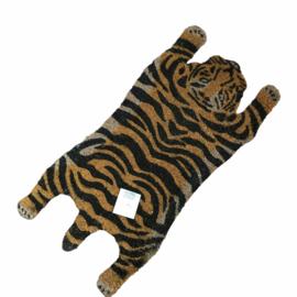 Deurmat tijger