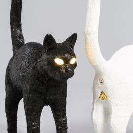 Seletti Black Cat