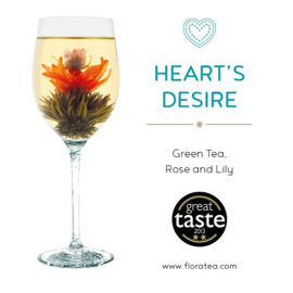 Flora tea Heart's desire