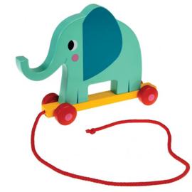 Trekfiguur olifant