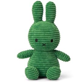 Nijntje Corduroy Green 23cm