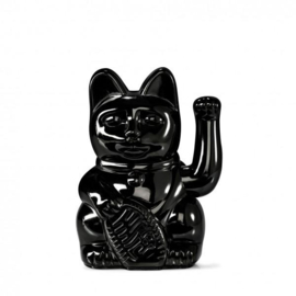 Donkey Lucky Cat Black Limited Edition