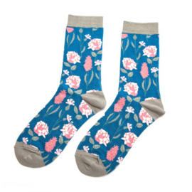 Miss Sparrow Botany Blue (One Size)