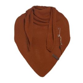 Knit Coco omslagdoek Terra