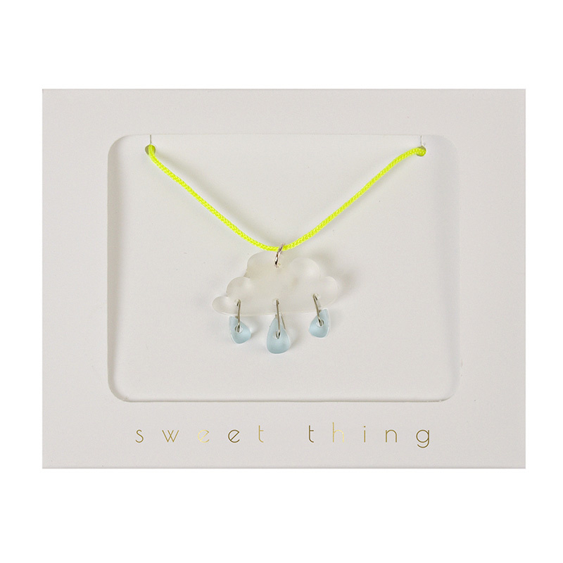 Cloudy ketting