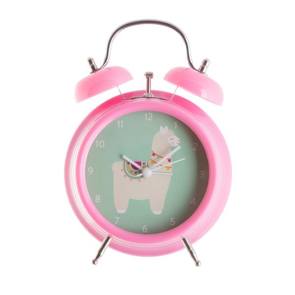 Sass&Belle Lila lama alarm clock