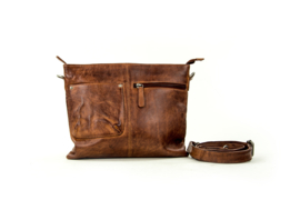 Bag2Bag Kios Cognac / Tan