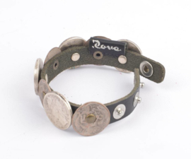 Rove armband Coins