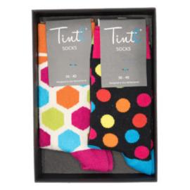 Tintl socks Duo Colour