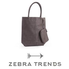 Zebra trends tassen